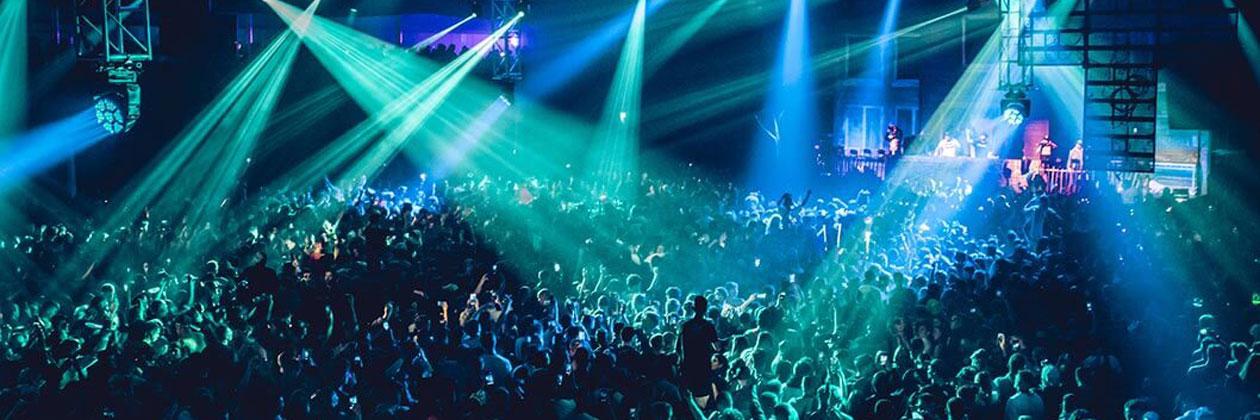 Slammin Vinyl | The UK's biggest rave events – The UK's